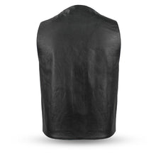 Load image into Gallery viewer, Gun Runner - Men's Leather Western Vest