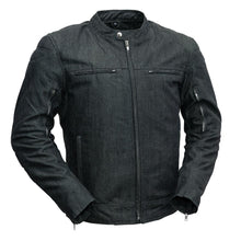 Load image into Gallery viewer, Men's Kevlar® Weaved Motorcycle Jacket-FS