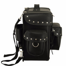 Load image into Gallery viewer, Leather Motorcycle Bag | FIBAG8005