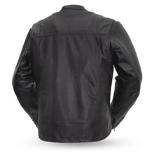 Load image into Gallery viewer, Rocky - Men's Motorcycle Leather Jacket-FS