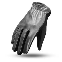 Load image into Gallery viewer, 2-Toned Roper Ladies Leather Gloves-FS