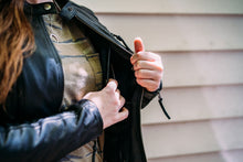 Load image into Gallery viewer, Fashionista - Women's Motorcycle Leather Jacket