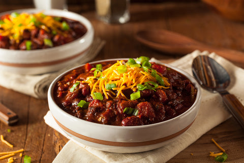 Claude's Grillers Choice Chili