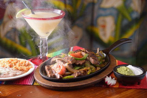 Claude's Zesty Fajitas ready to serve