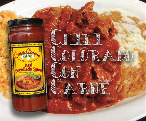 Chili Colorado Recipe