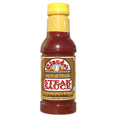 Claude's Steak Sauce | Salsa de Filete 16oz