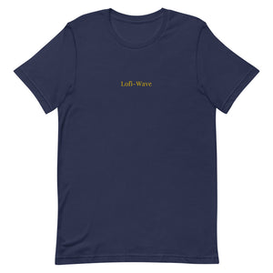 Embroidered Royalty Lofi-Wave Unisex T-Shirt