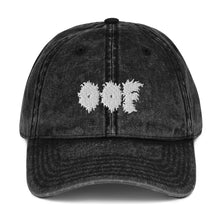 Load image into Gallery viewer, Embroidered OOF Lofi-Wave Vintage Cap