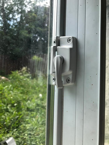 To Install A Lock