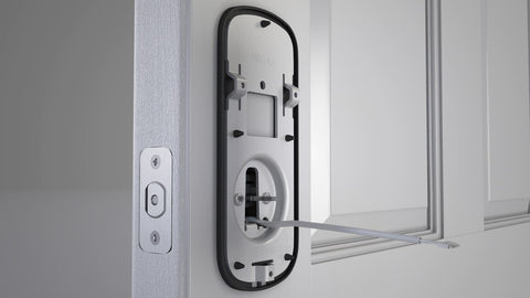 Touchscreen Yale Electronic Lock Naples FL installation