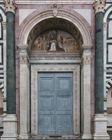 close-up-of-church-arched-door