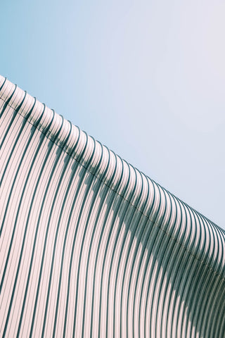 curved-metal-building Protection Of Fasteners