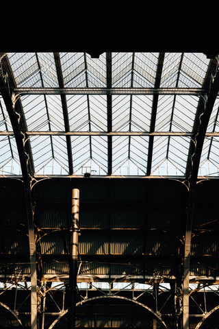 glass-windows-of-a-metal-industrial-building Protection Of Fasteners