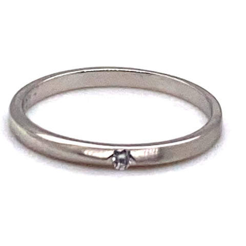 Ring 950/-Platin Brillant