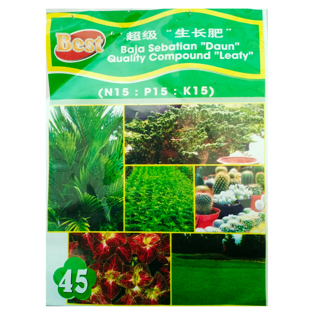 NPK solid fertilizer for Green 45 (400g)