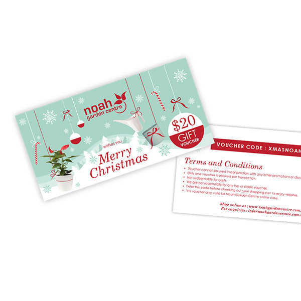 Gift Certificate, $20