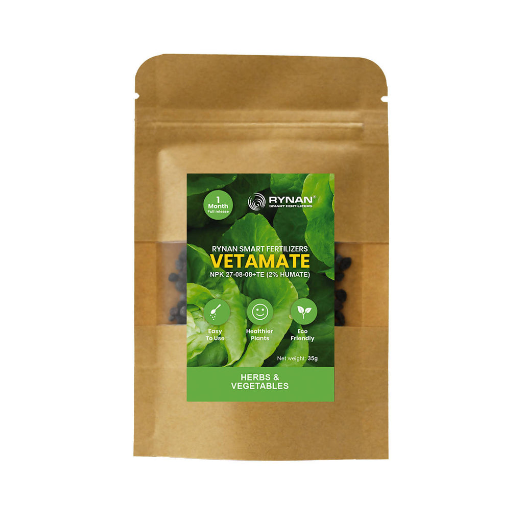 VETAMATE 140 - For Garden Veggies & Herbs
