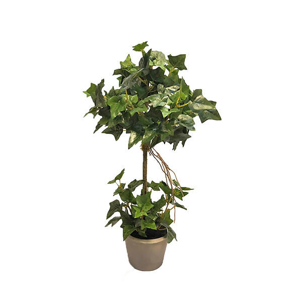 Artificial Potted Mini Ivy Topairy (0.55m)