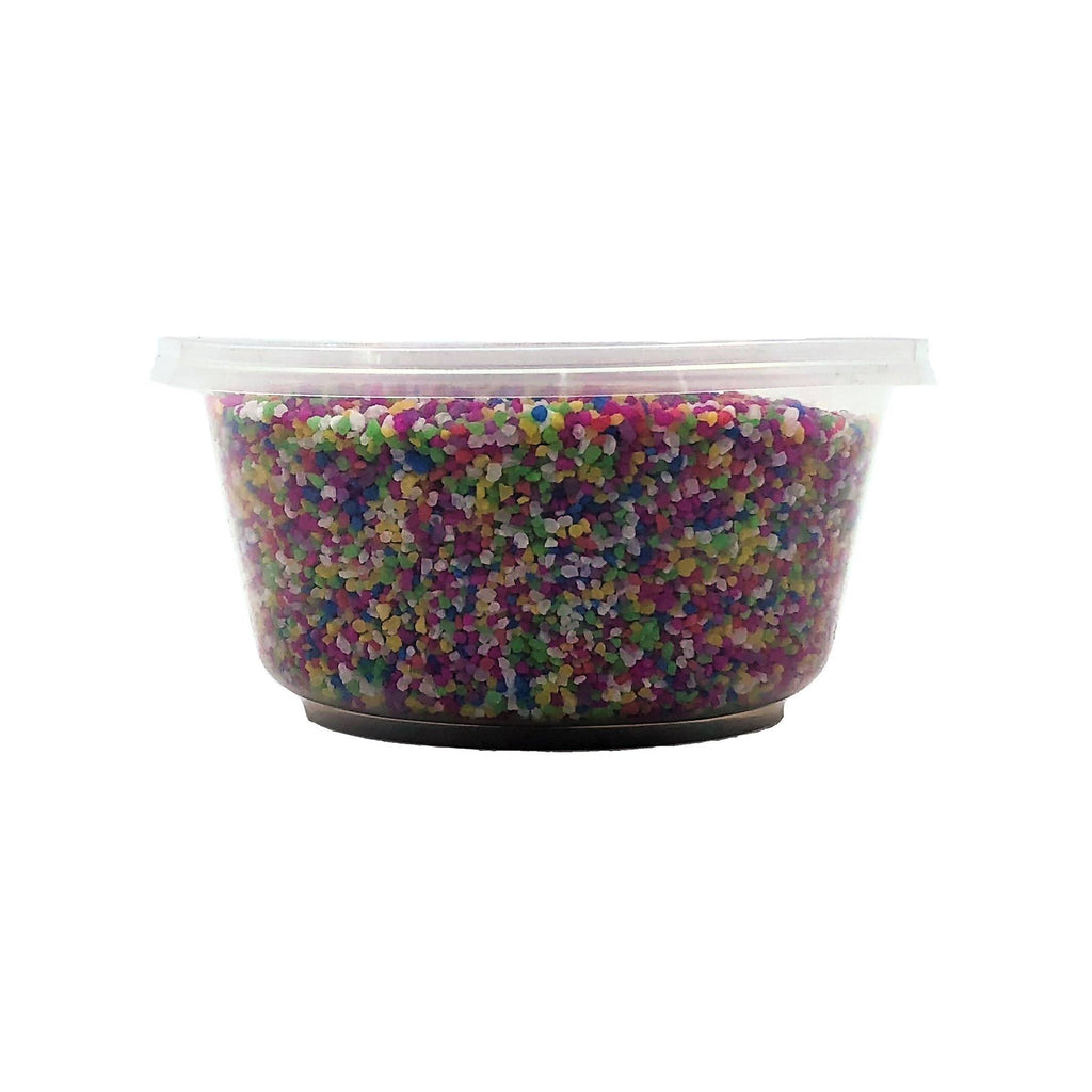 Decorative Colour Sand, Multicoloured (0.5L)