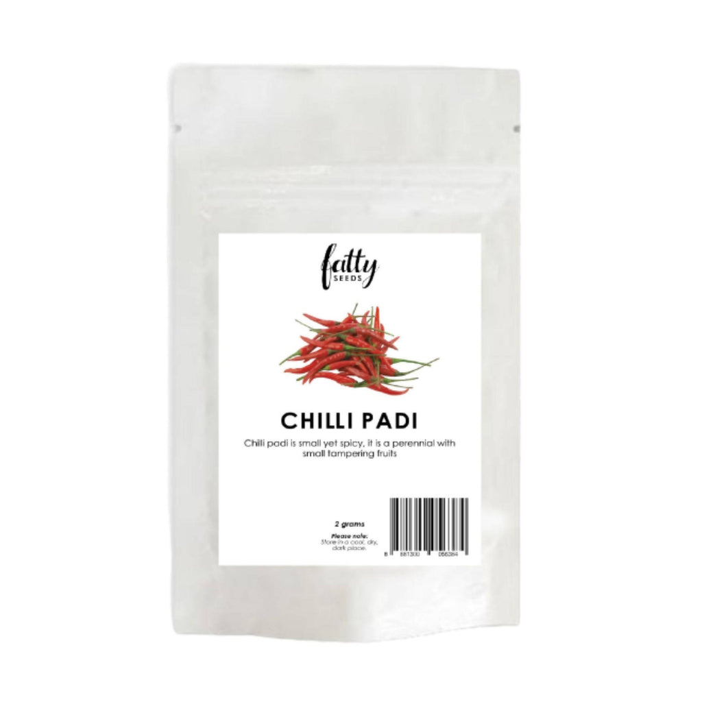 Fatty Seeds - Chilli Padi