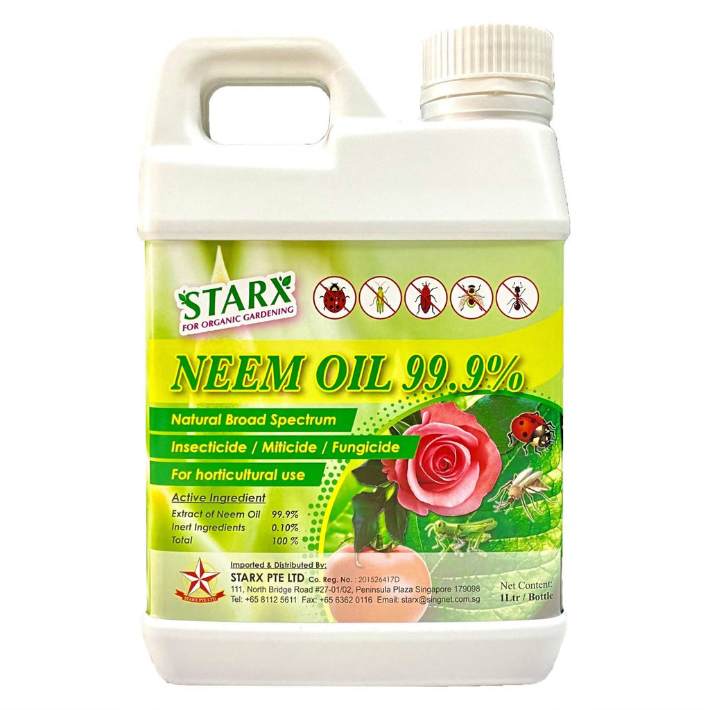 STARX Neem Oil 99.9% Concentrate (1L)