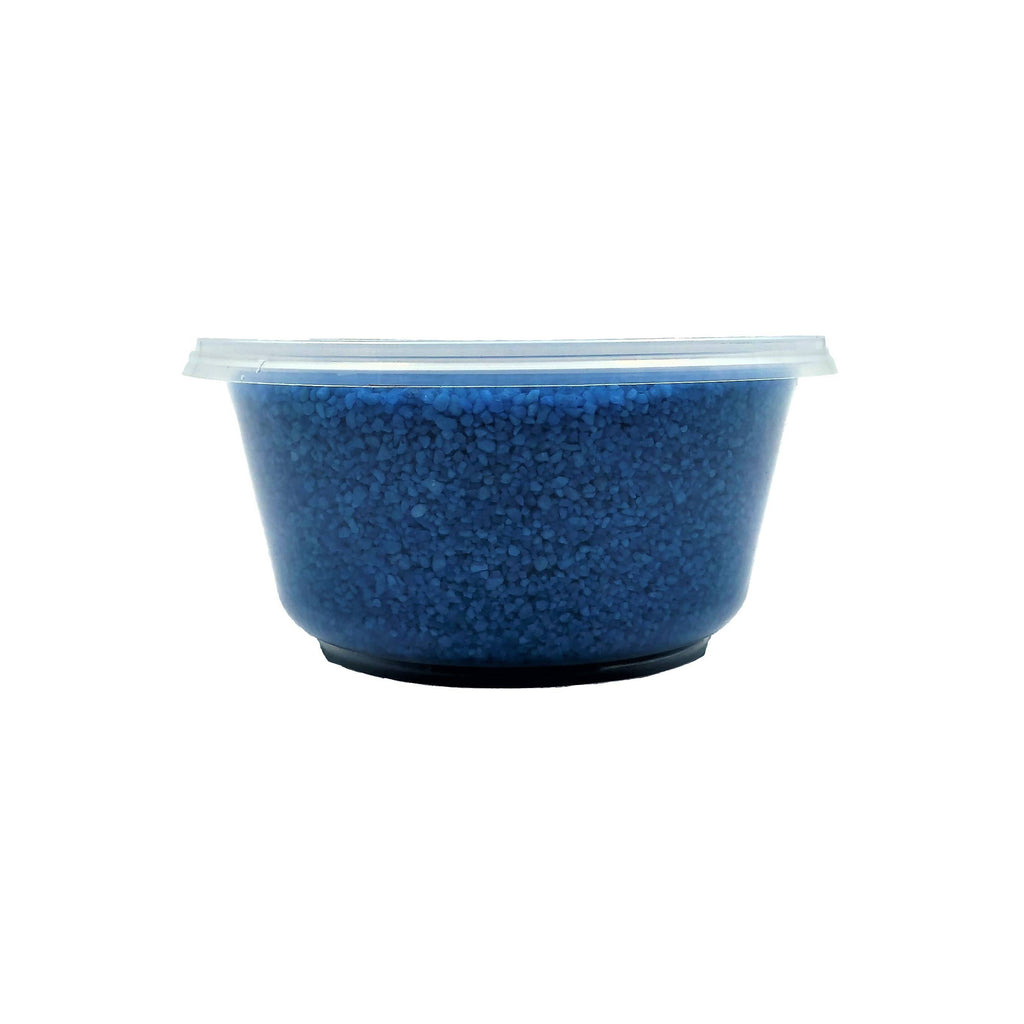 Decorative Colour Sand, Blue (0.5L)