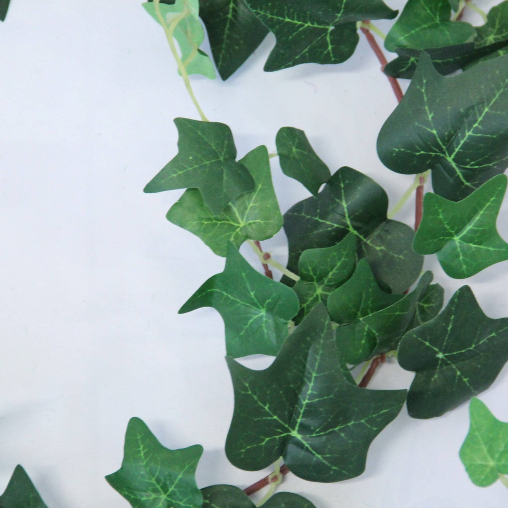 Artificial Dark Green Ivy Garland (1.8m)