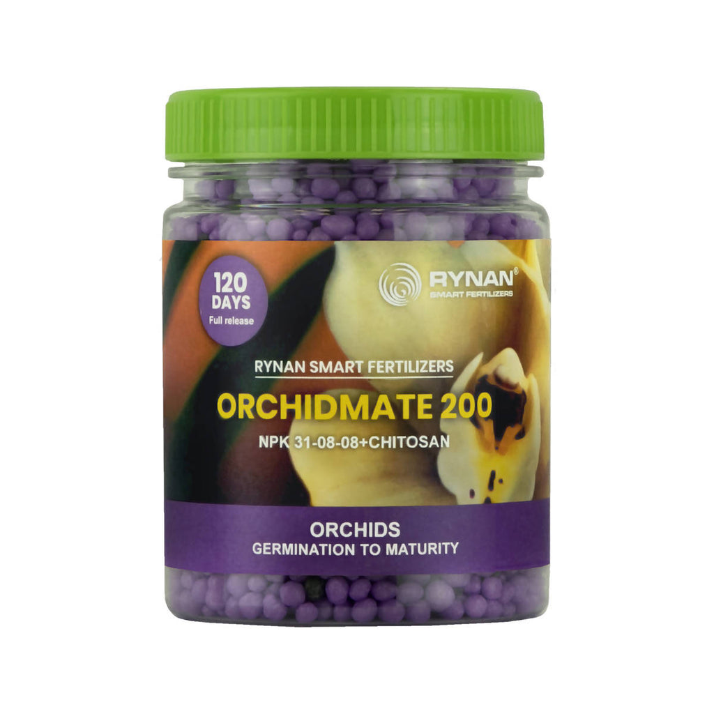 ORCHIDMATE 200 - For Orchids Germination to Maturity