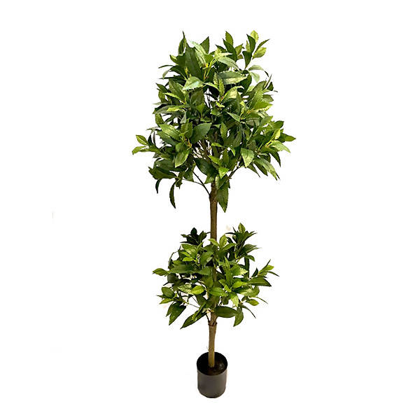 Artificial Potted Bayleaf Topairy (1.2m)