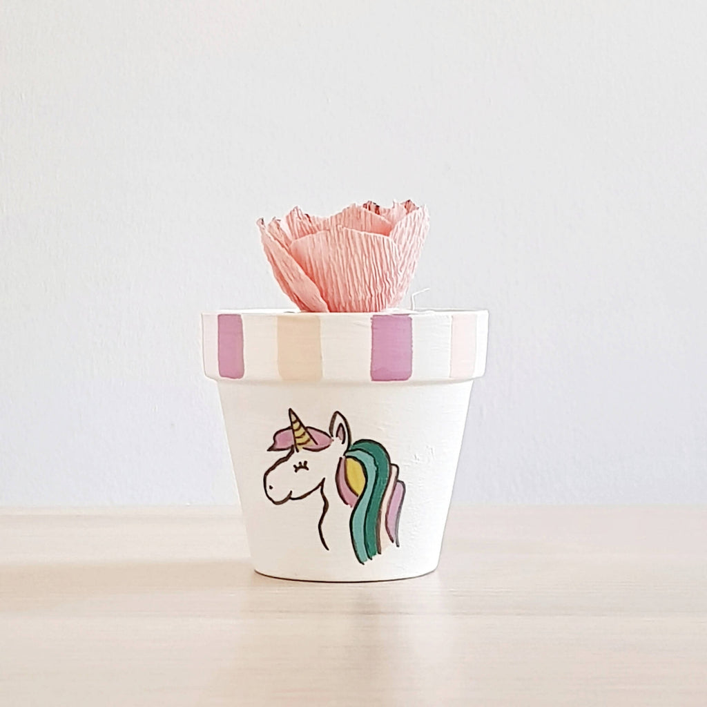 Ubiquitous Unicorn Pot