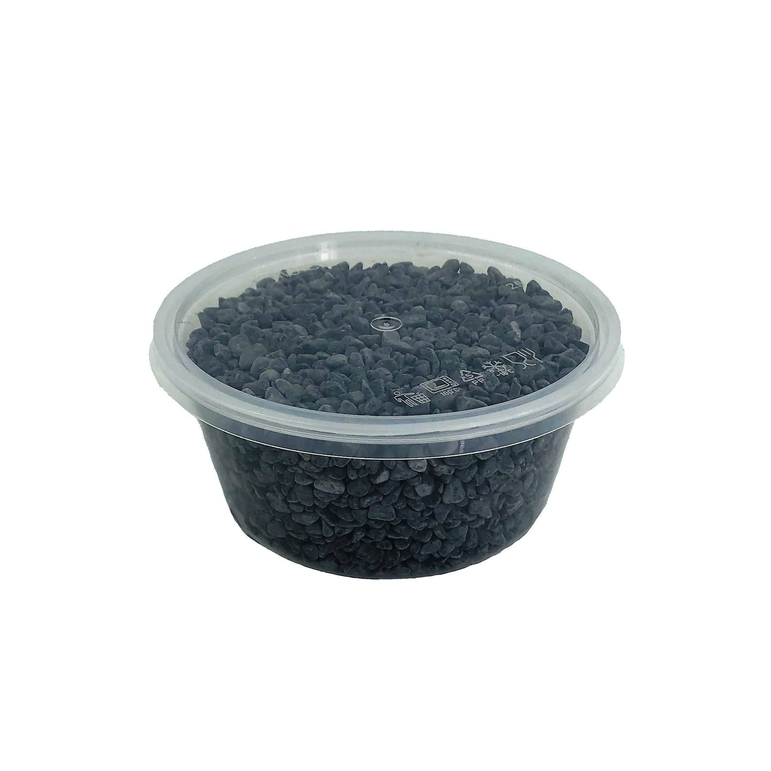 Decorative Stone Chips, Natural Grey (0.5L)