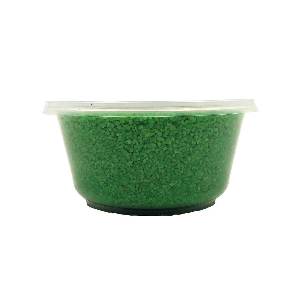 Decorative Colour Sand, Green (0.5L)