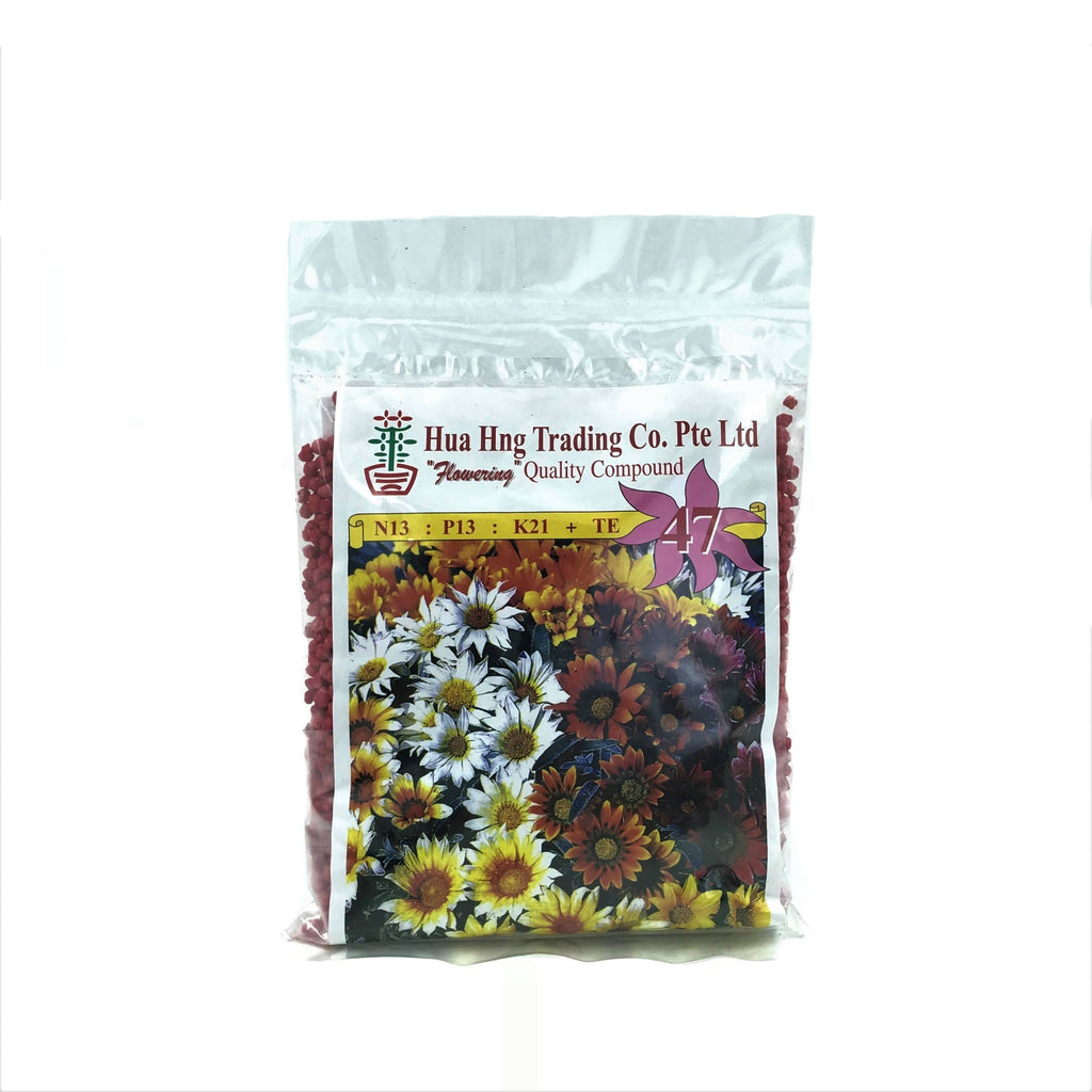 NPK Solid Fertiliser 47, Flowering (400g)