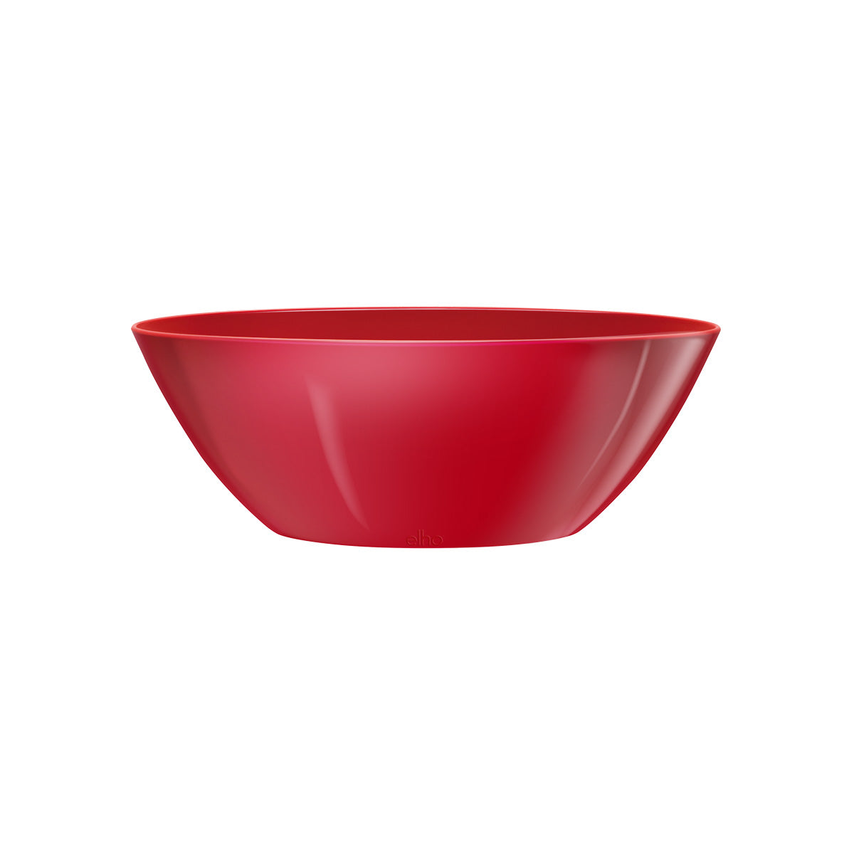 Brussels Diamond Oval 46cm in Lovely Red