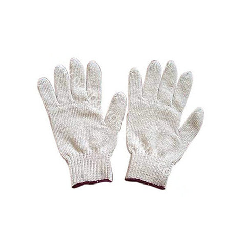 Cotton Gloves, Free Size