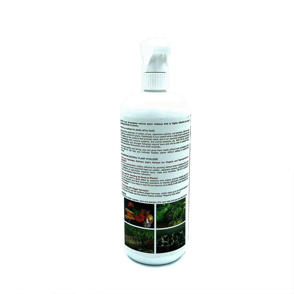 HB-101, Plant Vitalizer, Ready-To-Use Solution (1L)