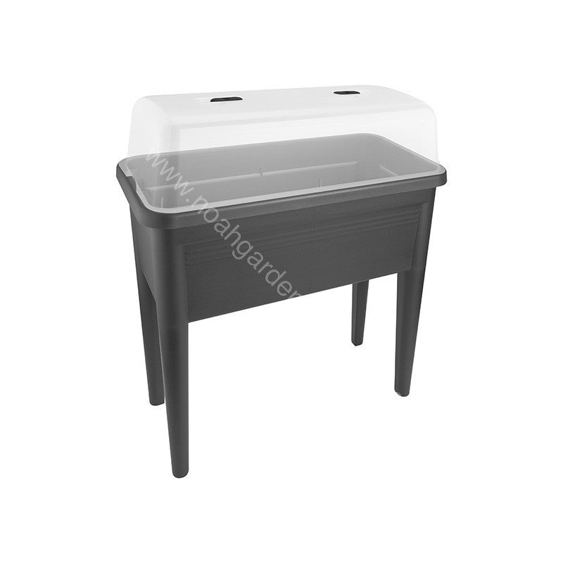 Green Basics Grow Table Super xxl in living black