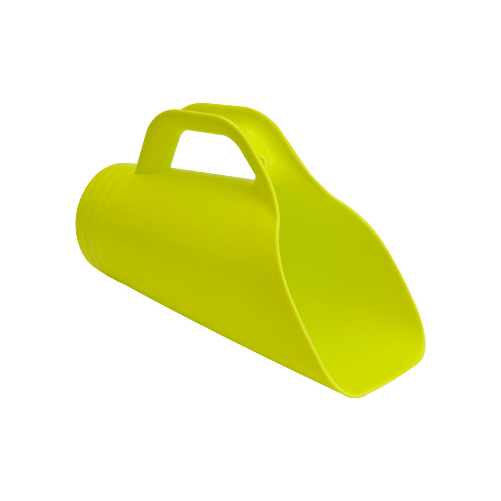 Green Basic Scoop XXL in lime green