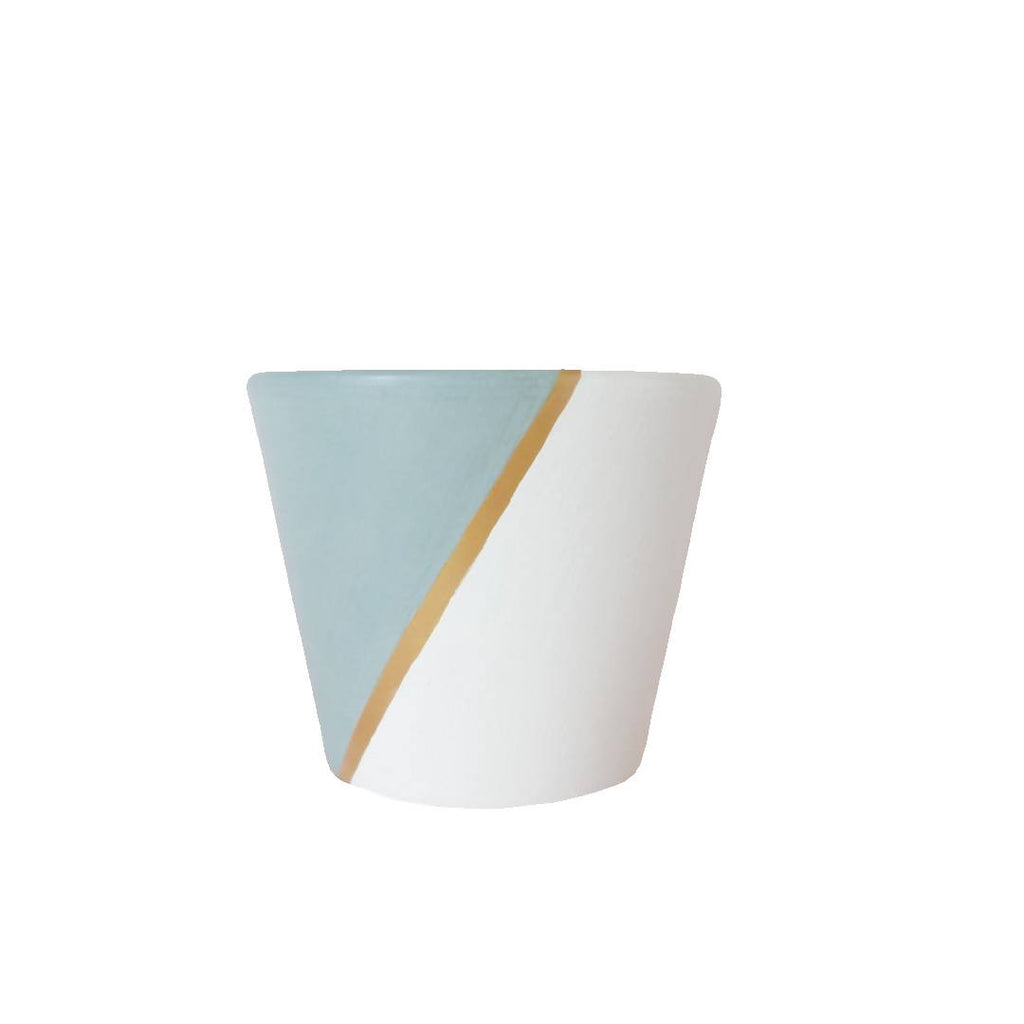 Symphony Pot (Duck Egg Blue)
