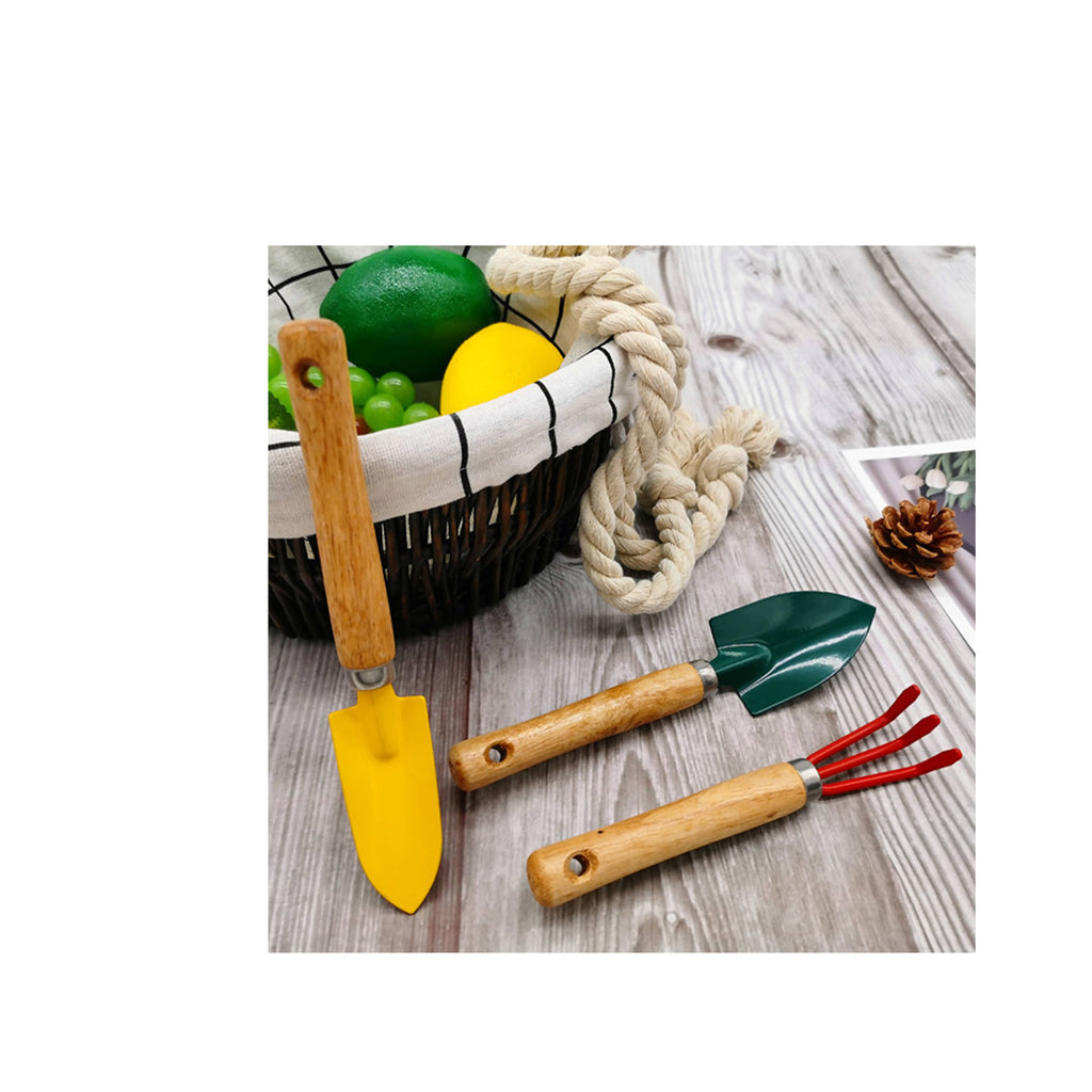 Traffic Light Gardening Tools Set