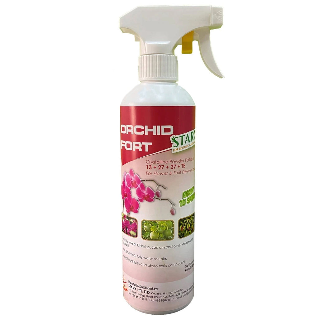 NPK 13+27+27 TE Orchid Fort Fertilizer Spray (500ml)