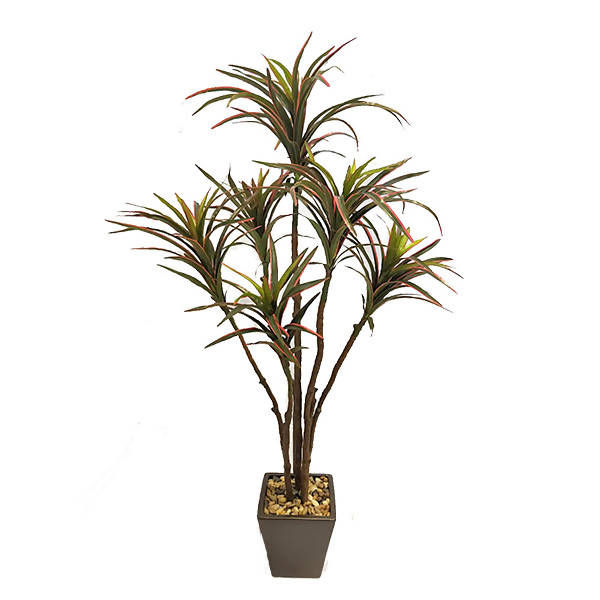 Artificial Yucca Plant (5-Head) (0.6m)