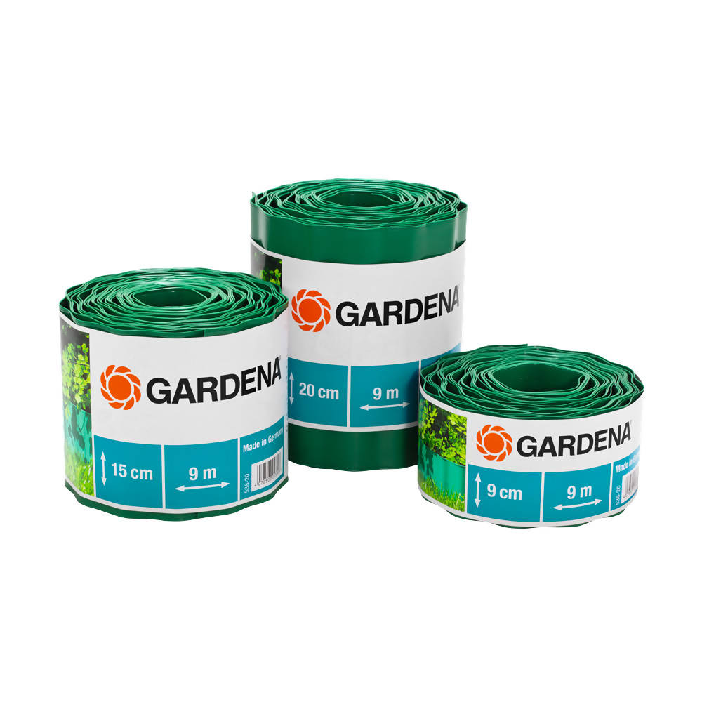 GARDENA Lawn Edging (Green) 20CM G540