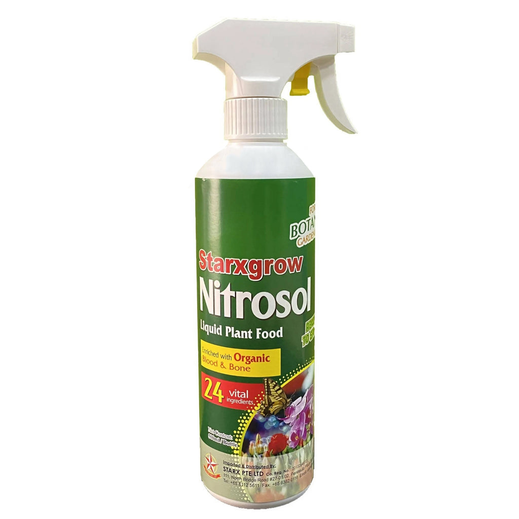 Starxgrow Nitrogen Liquid Plant Food Spray (500ml)