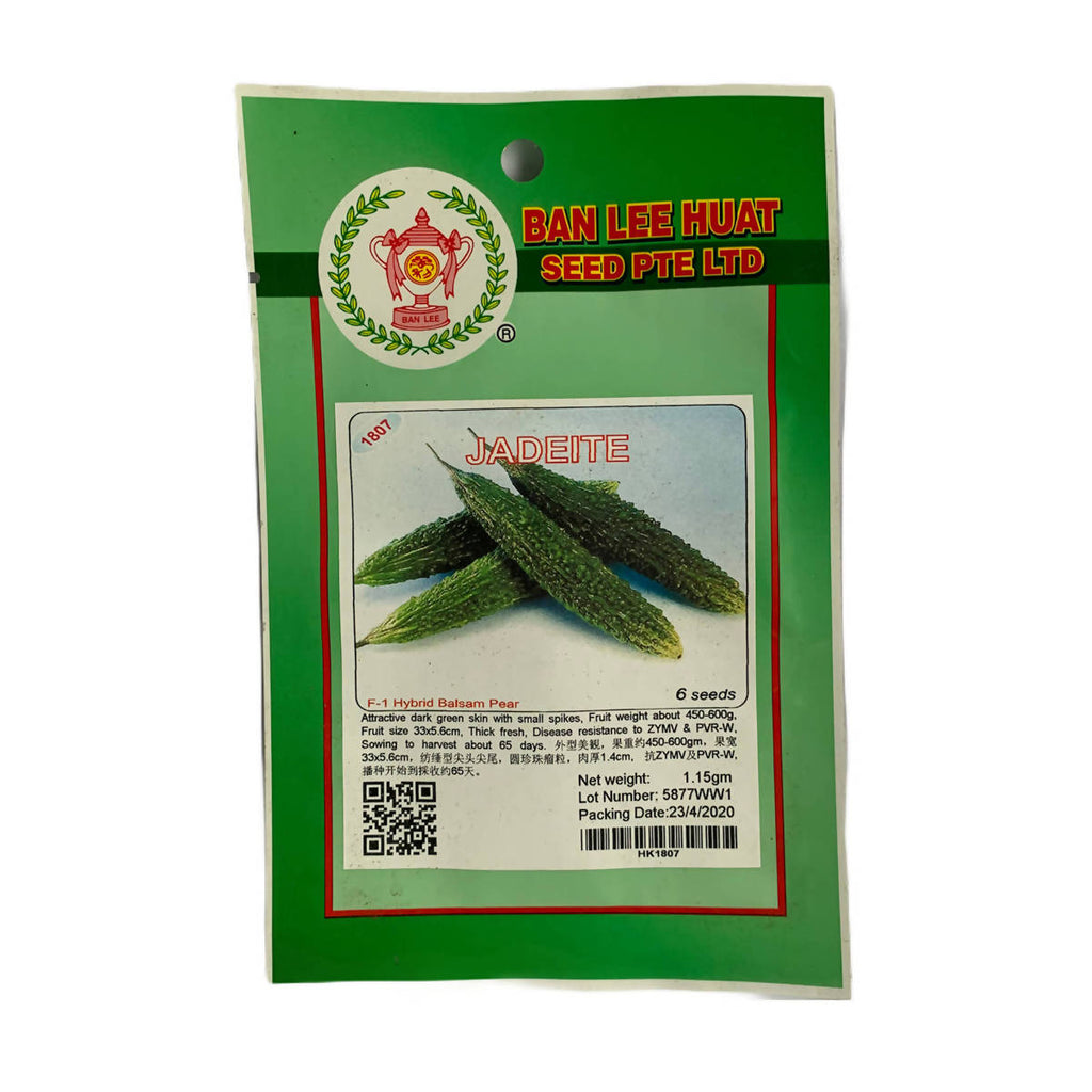 Hybrid Green Balsam Pear