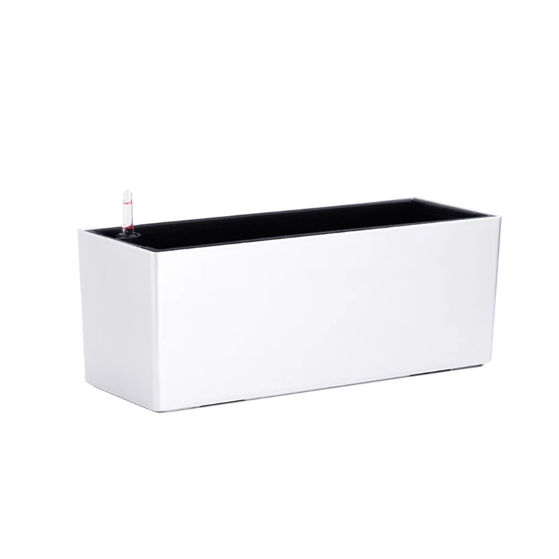 High Gloss Window Box Series 79cm in white