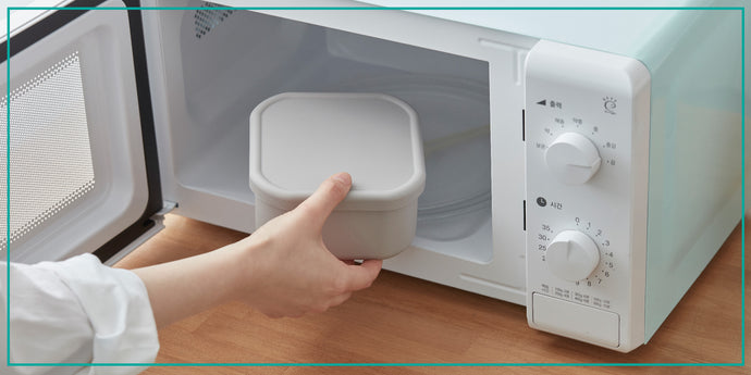 Oven & Microwave Safe Silicone Container - Store, Cook, Freeze, Heat, all in the Same Container!