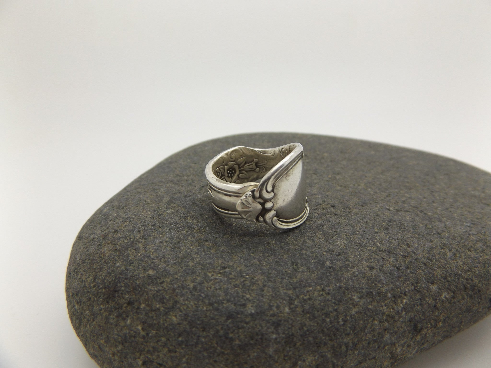 Vintage spoon ring