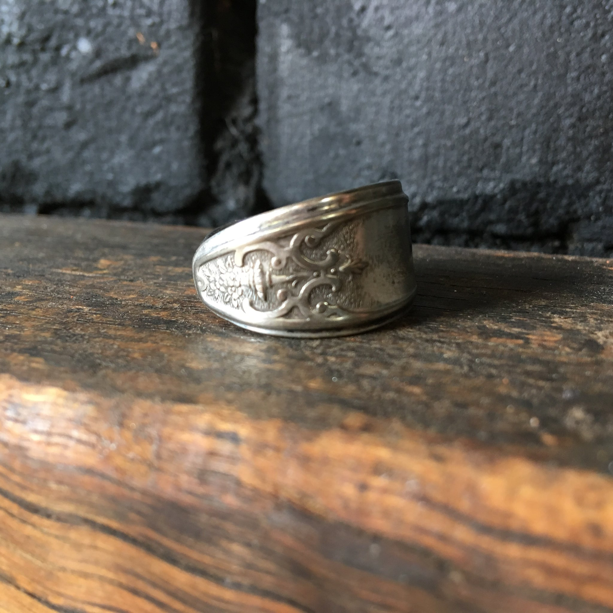 Spoon ring for him