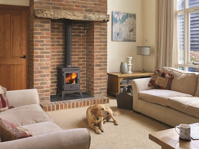 Keep your Home Warm this Winter with our New Range of Cast Iron Stoves